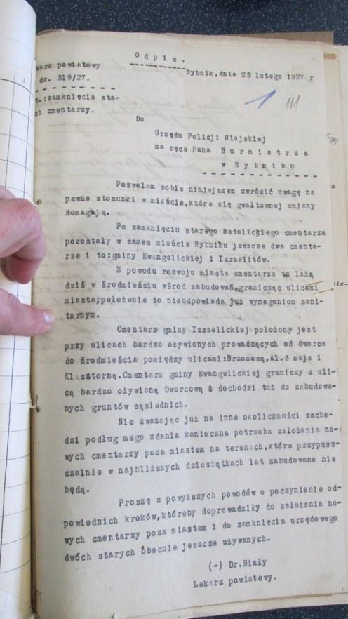 pismo dr.Bialego