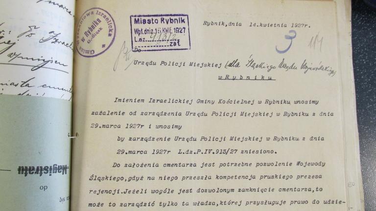 zazalenie gminy na pismo Bialego (1)