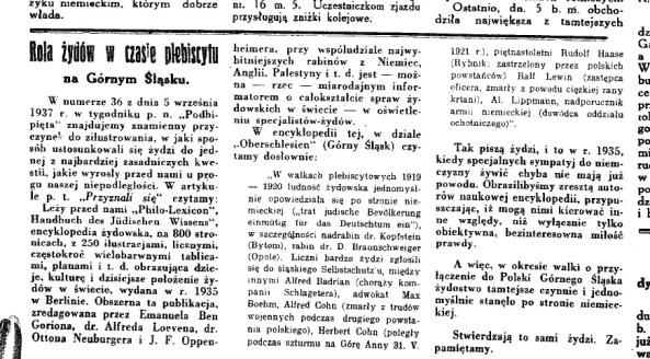 Glos Mazowiecki 1937 Maz.BC