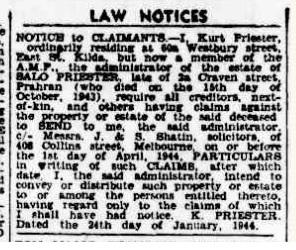 law-notices