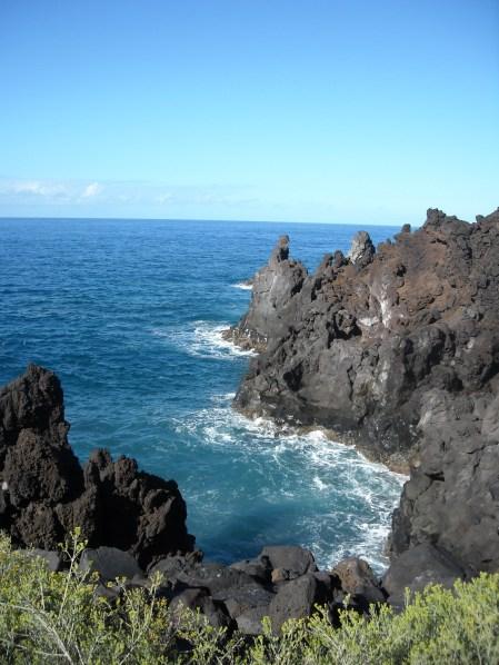 wulkaniczne wybrzeże