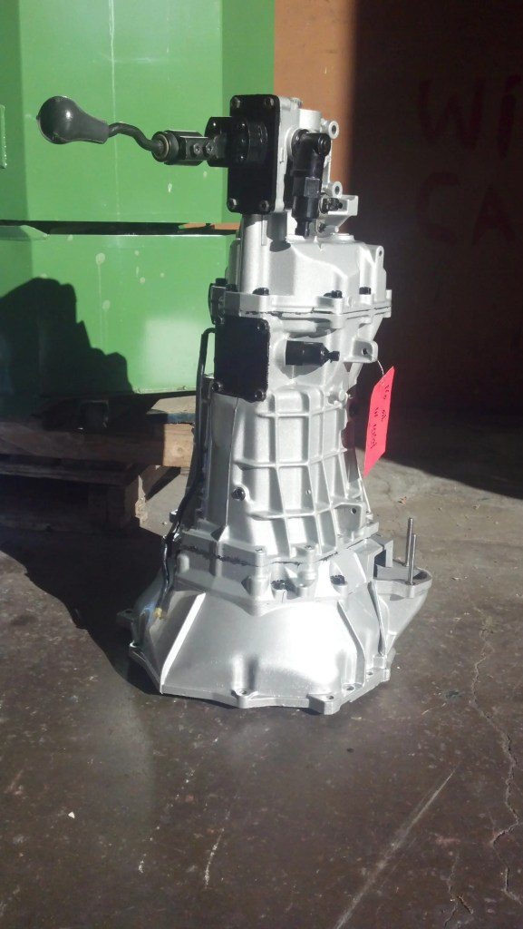 T-56 Silver for LT1 Camaro engine