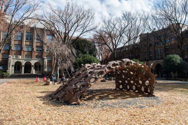 computational clay pavilion advanced design studies university of tokyo department of architecture obuchi lab
