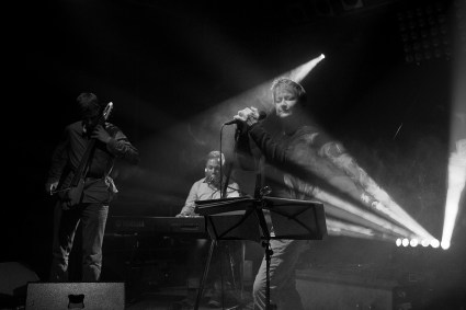 Anne Clark & Band