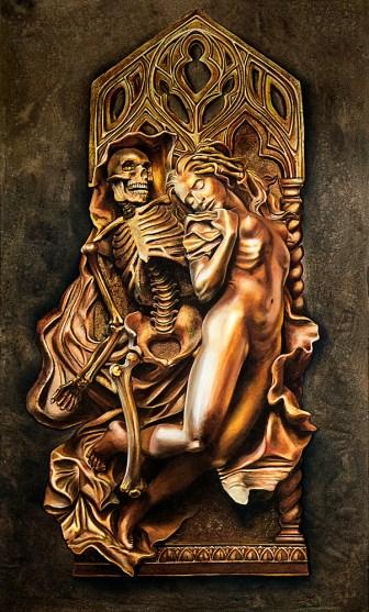 Mädchen und der Tod