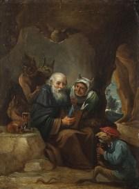© Staatliche Museen zu Berlin, Gemäldegalerie / Christoph Schmidt