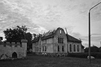 Die ehemalige Irrenanstalt Domjüch bot ein besonderes Ambiente.