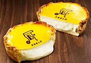 基本のチーズタルト