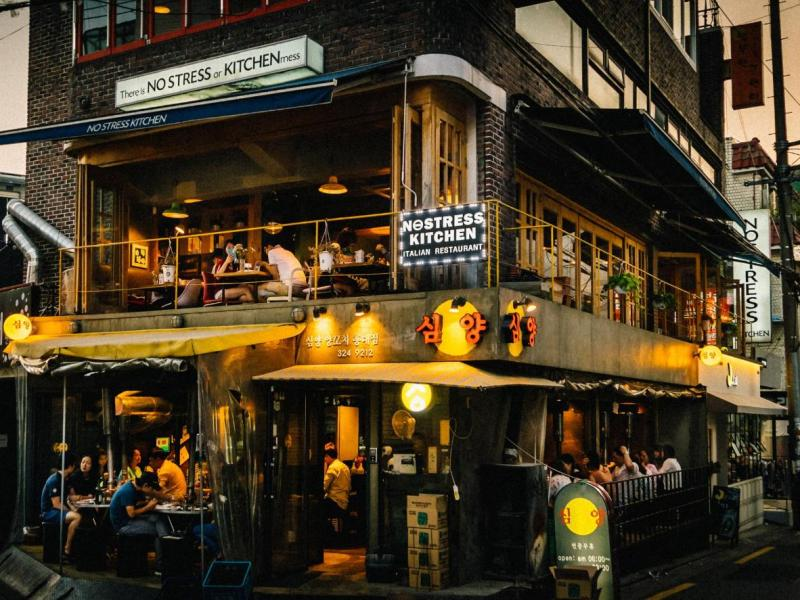 Le pizzerie di Seoul sono tra i posti più cool in città