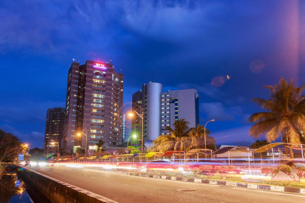Beta Service Apartment Labuan Malaysia
