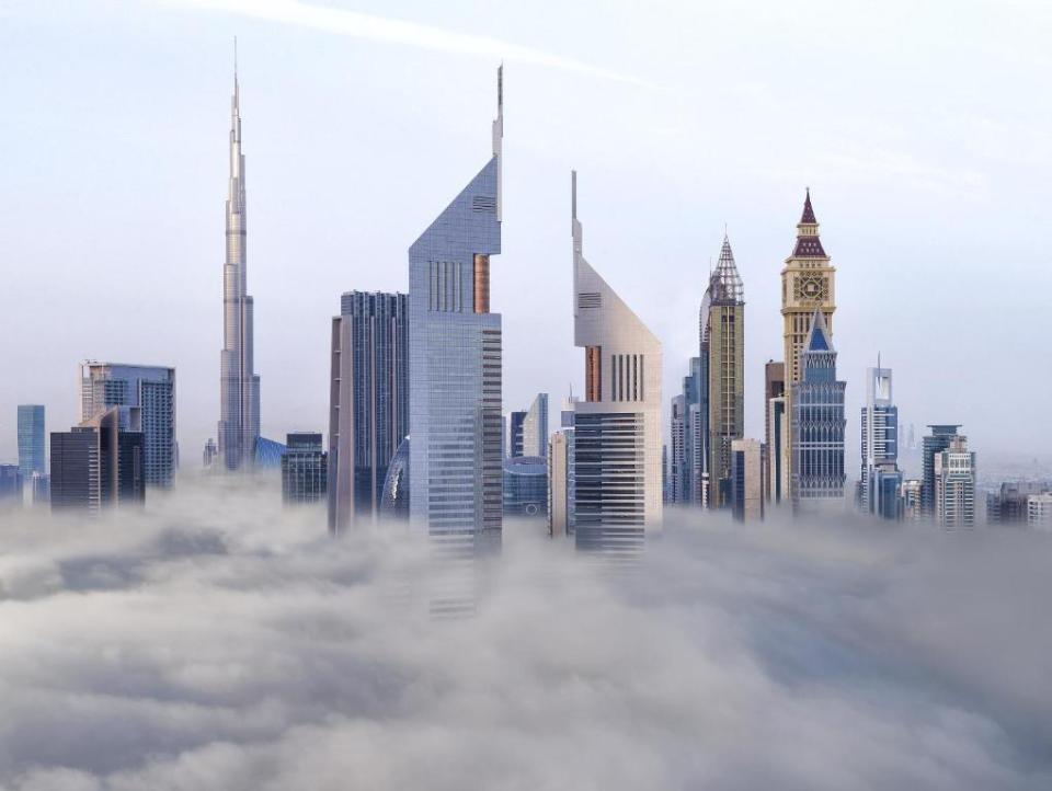 Image result for Jumeirah Emirates Towers
