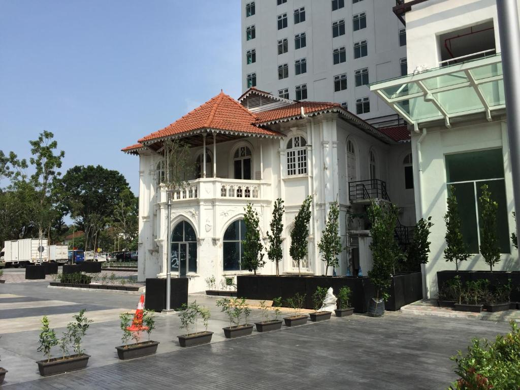 Apartment Mansion One Georgetown George Town Malaysia
