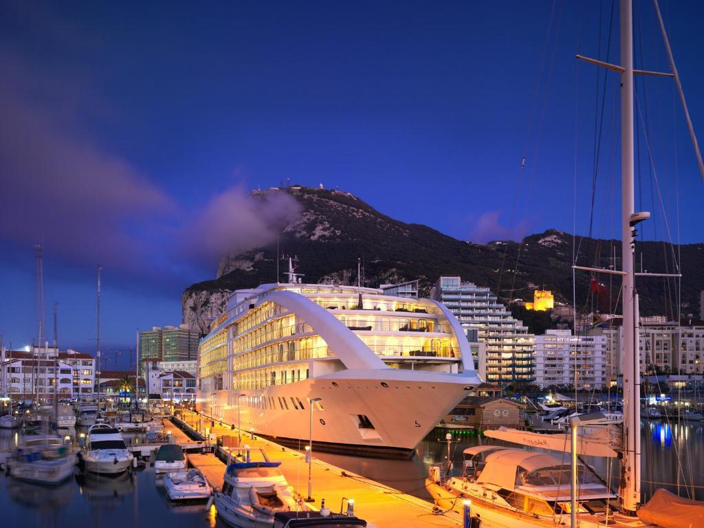 Hotel Sunborn Gibraltar Gibraltar