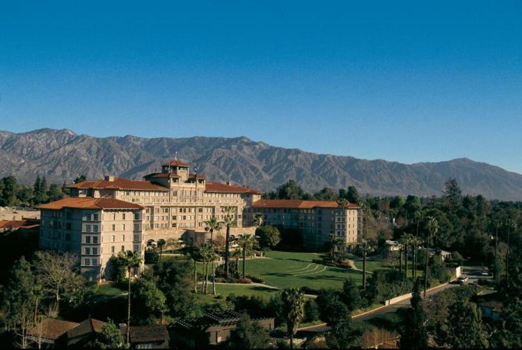 Отель 5 звезд в Пасадене Langham Huntington Pasadena