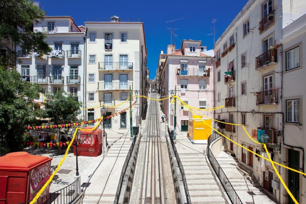 Appartement Ascensor Da Bica Lisbon Serviced Lisbonne
