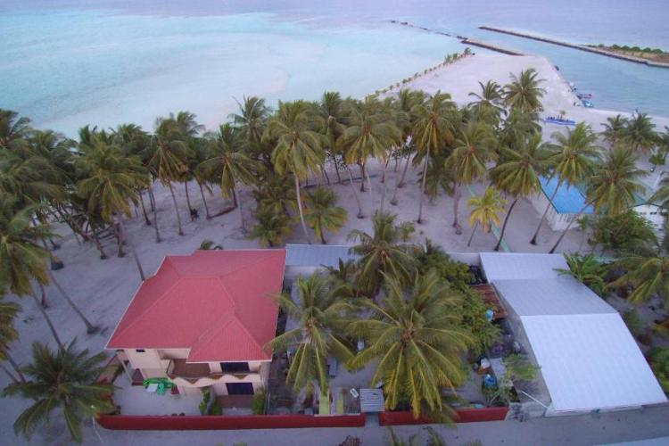 Отель Riveli Retreat Mathiveri на острове Мативери