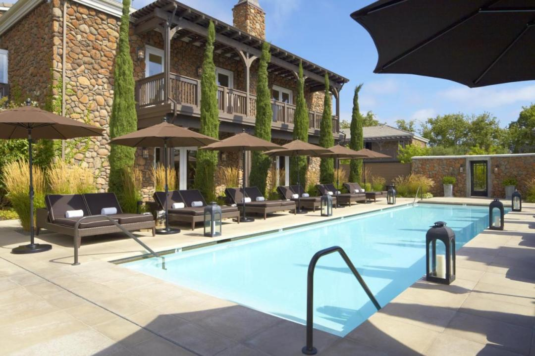 Image result for hotel yountville