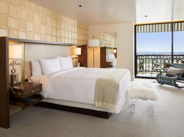 Лондон - бутик-отель в Лос-Анджелесе 5 звезд
