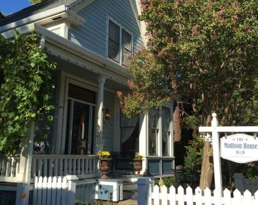 Bed And Breakfasts In Penn Valley California
