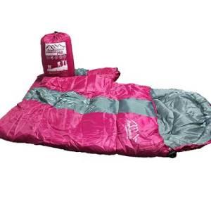 ถุงนอน 250 แกรม -สีชมพู
