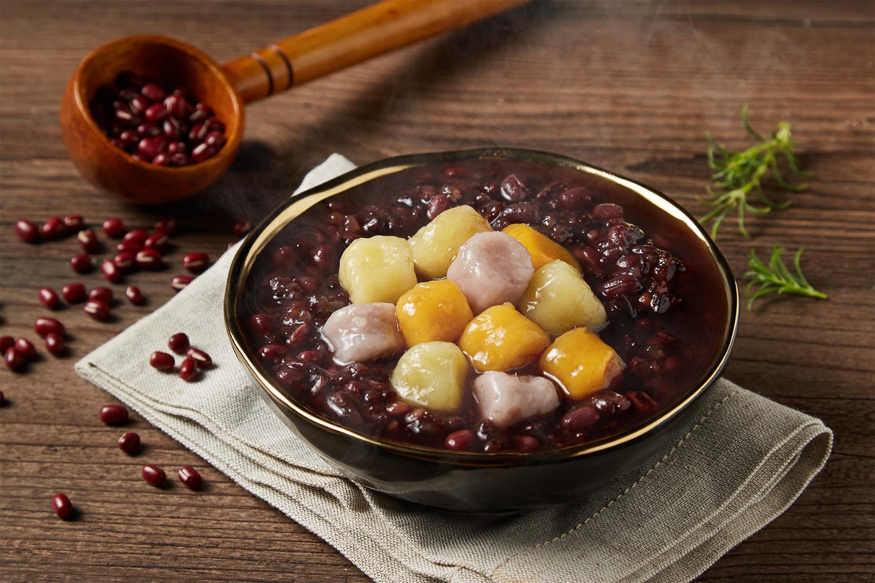 017 芋圓紫米紅豆粥-1