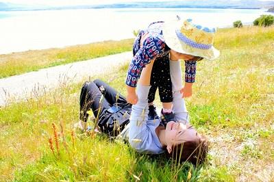 子どもは三歳までに一生分の親孝行をしている