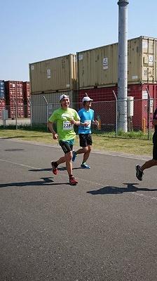東日本国際親善マラソン参戦記
