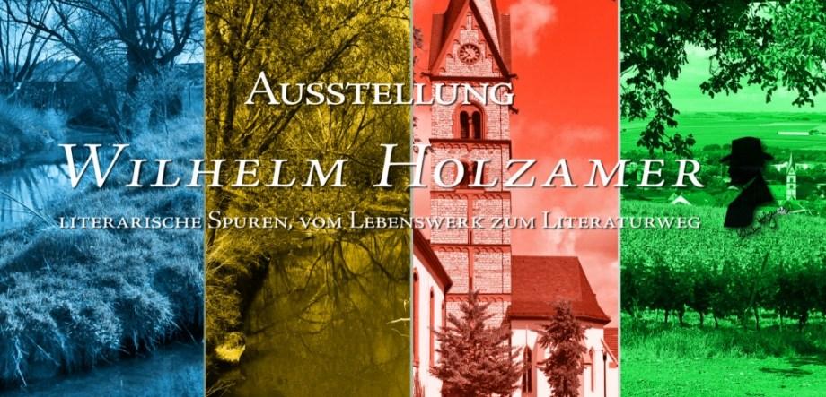 Ausstellung Wilhelm Holzamer 02-18. September2016