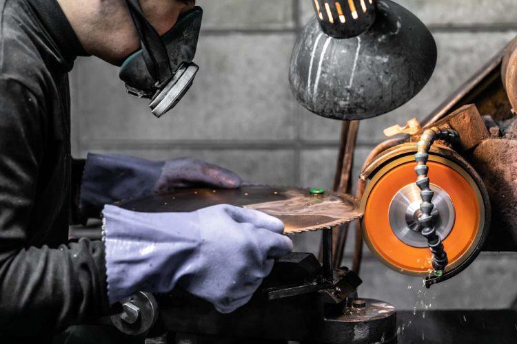 ヤマシン研磨様の撮影