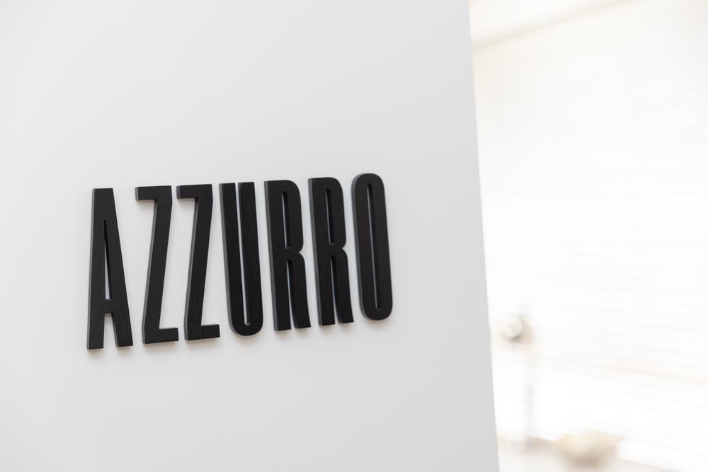 株式会社AZZURRO様の撮影