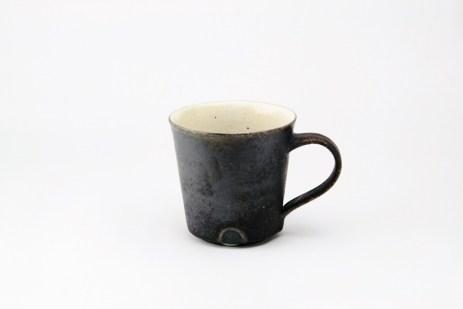 w-1 白黒マグカップ