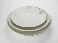 K-11a,b,c 6・7・8寸ろくろ平皿