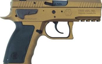 Kriss Sphinx – SDP Compact ALPHA 9mm Pistol | Burnt Bronze | 15rd (S4WWSXXE022)