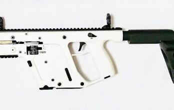 KRISS VECTOR – 9mm Pistol w/ Stabilizing Brace | Alpine White (KV90-PSBAP20)