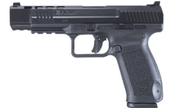 CANIK TP9SFL | Black | 9mm | 18rd (HG4073-N)
