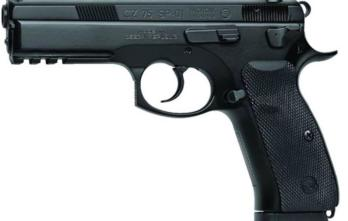 CZ 75 SP-01 Tactical | Black | 18rd (91153)