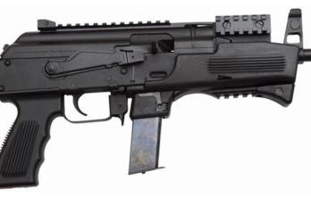 CHARLES DALY AK-9 | Black | 9mm | (2)10rd Beretta 92 Mags + Glock Mag Adapter (440071)