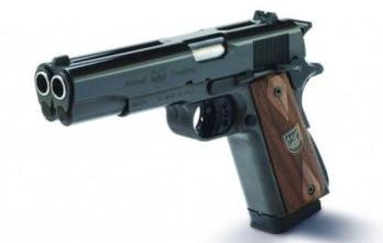 Arsenal Firearms AF2011 Double Barrel Pistol – Blued | .38 Super | A1 (SPECIAL ORDER – CONTACT US TO PURCHASE)