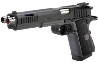 Arsenal Firearms AF2011 Double Barrel Pistol – Black Magic | .45ACP | Dueller Prismatic (SPECIAL ORDER – CONTACT TO PURCHASE)