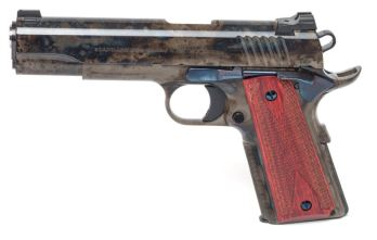 Standard Manufacturing – 1911 Case Hardened (1911CC) SPECIAL ORDER – CONTACT US TO PURCHASE