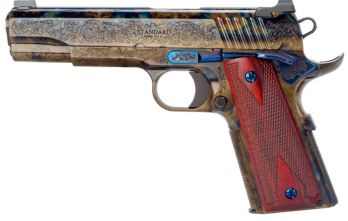 Standard Manufacturing – 1911 Case Colored Deluxe #1 Engraved (SPECIAL ORDER – CONTACT US TO PURCHASE)