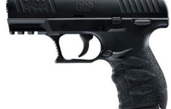 Walther – (5080300) CCP 9MM BLK/BLK 3.54″ 8+1