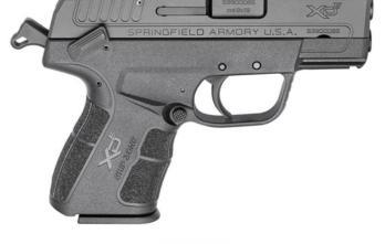 Springfield Armory XD-E 9mm