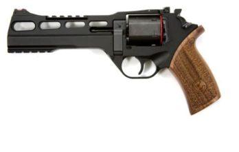 CHIAPPA RHINO 6″ 60DS Revolver | Black | 40S&W (340.230)
