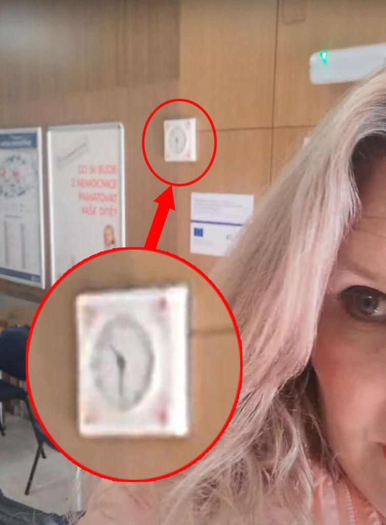 Jana Peterková lže o své přítomnosti na Bulovce?