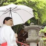 雨の日は水の神様「貴船神社」の特別なアイテムをもって出かけよう