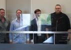 Dono do Megaupload trancou-se em 'cofre' e portava espingarda durante prisão, diz polícia