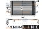 Chłodnica klimatyzacji - skraplacz BEHR HELLA SERVICE (8FC351036-381)