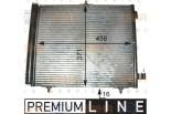 Chłodnica klimatyzacji - skraplacz BEHR HELLA SERVICE (8FC351303-541)