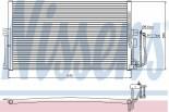 Chłodnica klimatyzacji - skraplacz NISSENS (94234)
